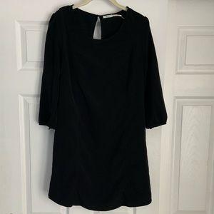 Urban Outfitters Kimchi Blue Black Shift Dress